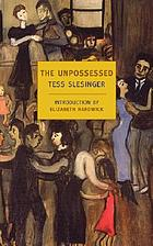 The unpossessed : a novel of the thirties