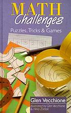 Math challenges : puzzles, tricks & games