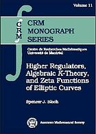 Higher regulators, algebraic K-theory, and zeta functions of elliptic curves