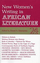 New women's writing in African literature : a review