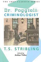 Dr. Poggioli : criminologist