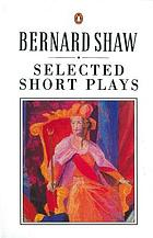 Selected short plays : definitive text