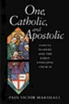 One Catholic and Apostolic : Samuel Seabury and the early Episcopal Church