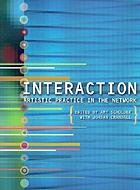 Interaction : artistic practice in the network