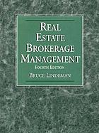 Real estate brokerage management