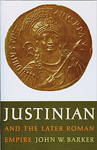 Justinian and the later Roman Empire