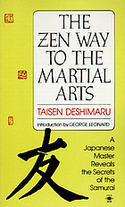 The Zen way to the martial arts