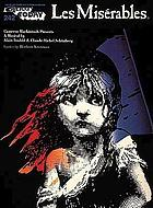 Les misérables : Cameron Mackintosh presents a musical