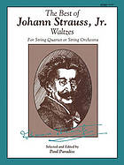 Best of Johann Strauss. II