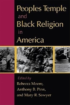 Peoples Temple and Black religion in AmericaPeoples Temple and Black religion in America