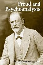 Freud & psychoanalysis
