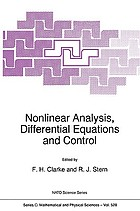 Nonlinear analysis, differential equations, and control