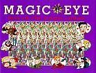 Best of the Sunday comics Magic eye