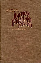 An annotated bibliography of American Indian and Eskimo autobiographies