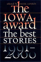 The Iowa Award : the best stories, 1991-2000