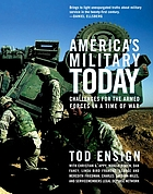 America's military today : challenges for the armed forces in a time of war