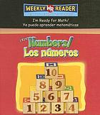 I know numbers = Los números