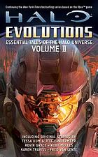 Halo evolutions. essential tales of the Halo universe