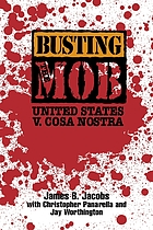 Busting the Mob : United States v. Cosa Nostra