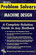 The Machine design problem solver