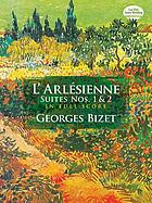 L'Arlésienne : suite no. 1 for orchestra