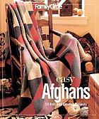 Easy afghans : 50 knit and crochet projects