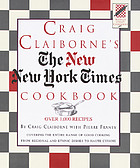 Craig Claiborne's The new New York times cookbook