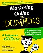 Marketing online for dummies