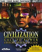 Civilization, call to power : official strategy guide