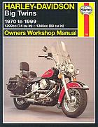 Harley-Davidson big twins owners workshop manual