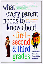 What every parent needs to know about 1st, 2nd & 3rd grades : an essential guide to your child's education
