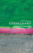 Kierkegaard : a very short introduction