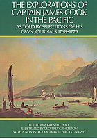 The explorations of Captain James Cook in the Pacific : as told by selections of his own journals, 1768-1779