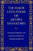 The major Latin poems of Jacopo Sannazaro