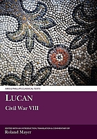Lucan, Civil war VIII