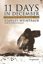 11 days in December Christmas at the Bulge, 1944