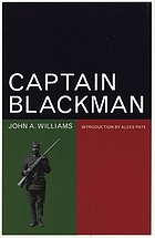 Captain Blackman; a novel