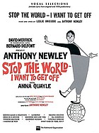 Stop the world, I want to get off : vocal selections