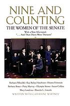 Nine and counting : the women of the Senate, 2001
