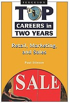 Retail, marketing, and sales