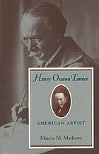 Henry Ossawa Tanner, American artist