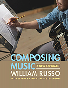 Composing music : a new approach