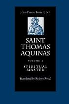Saint Thomas Aquinas Spiritual master