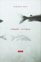 Simple recipes : stories