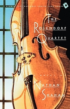 The Rosendorf quartet : a novel