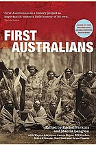 First Australians : an illustrated history