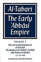 Al-Tabari. the early Abbasi empire