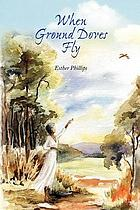 When ground doves fly : poems