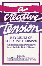 A Creative tension : key issues of socialist-feminism