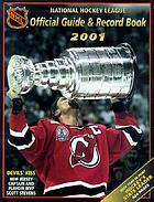 The National Hockey League official guide & record book, 2001